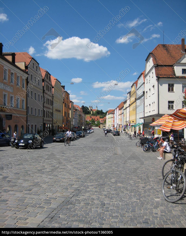 old, town, in, regensburg - 1360305