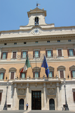 parliament, in, rome - 1360833