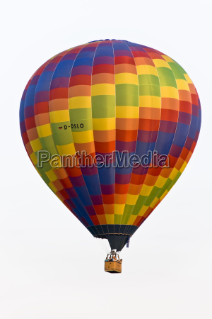 ascended balloon