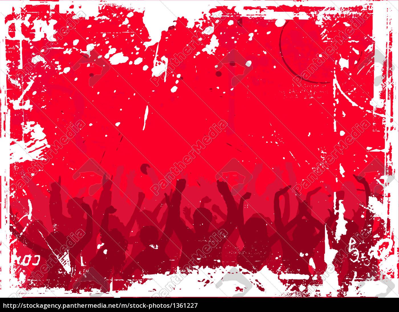 grunge, audience - 1361227