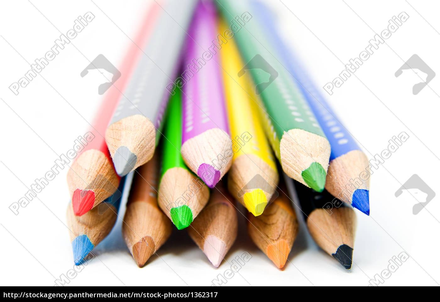 colored, pencils - 1362317