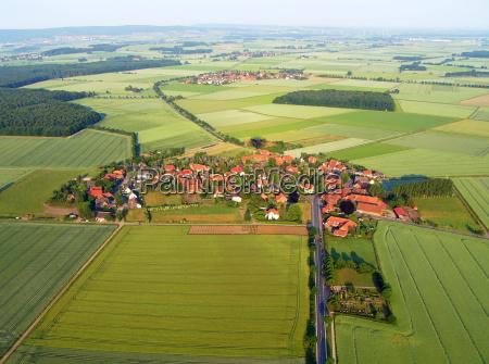norddeutsches village