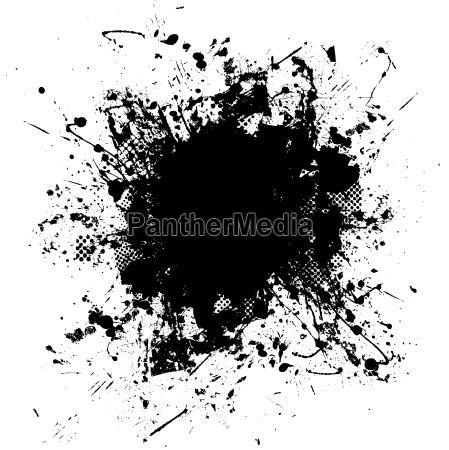 grunge, splodge - 1369889