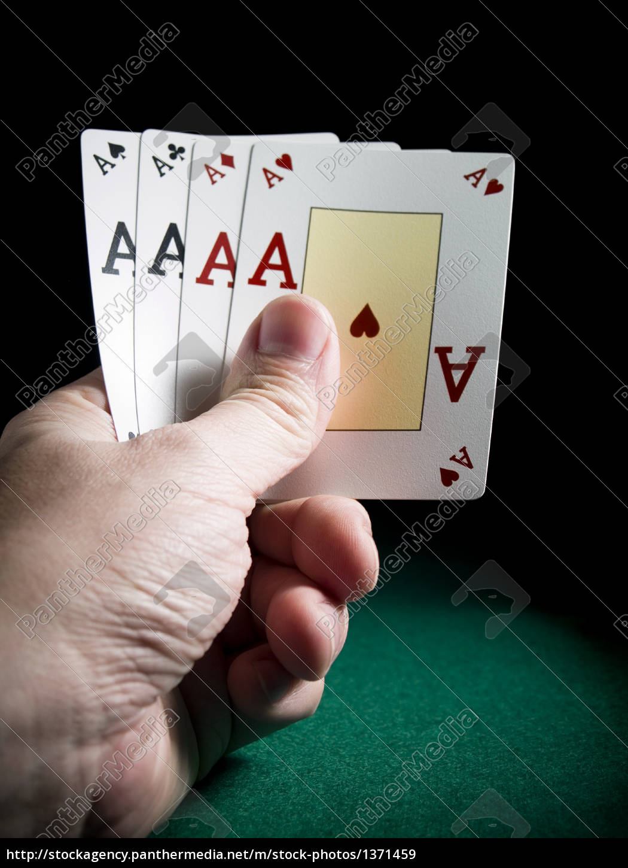 four, aces - 1371459