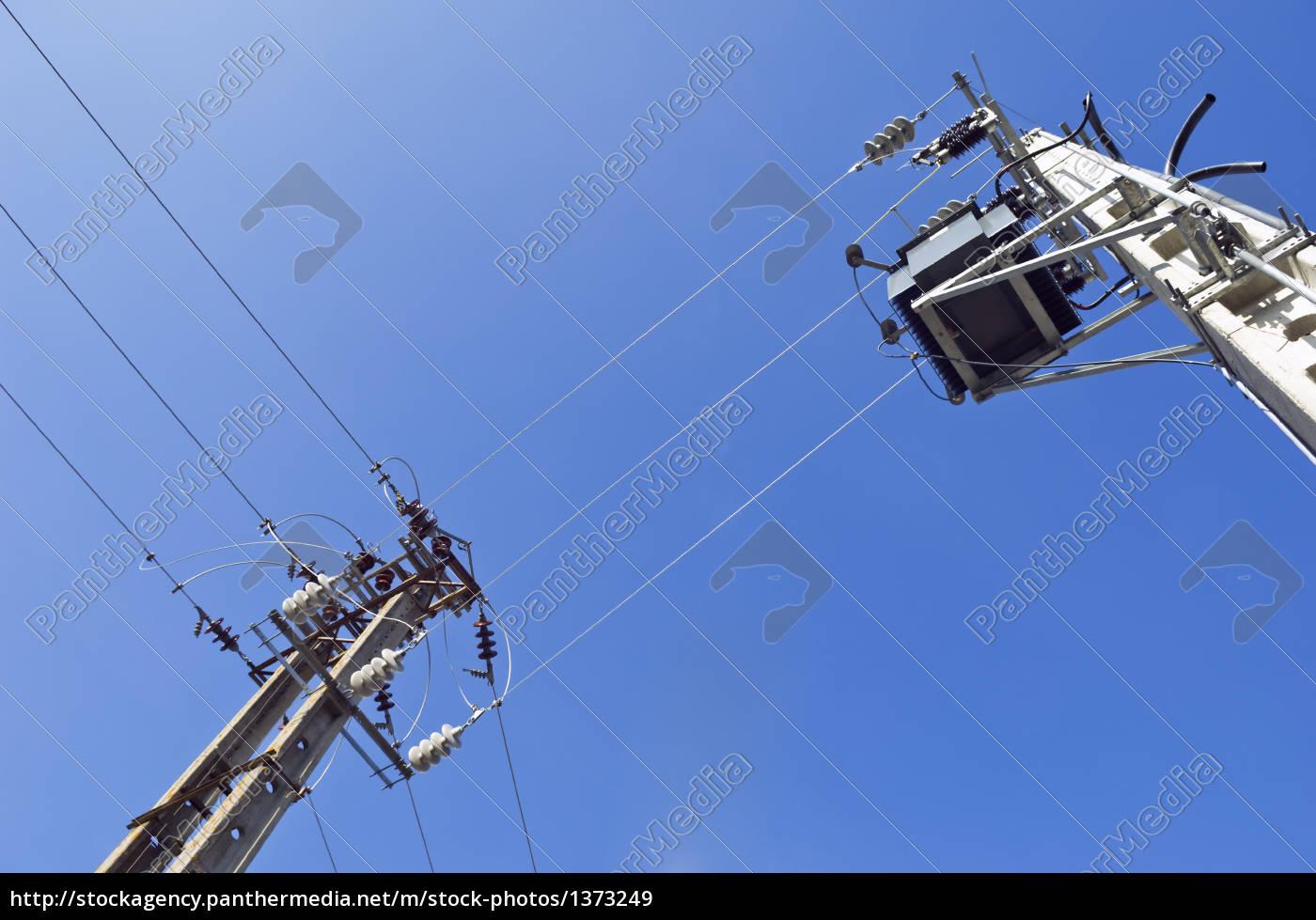 electric, poles - 1373249