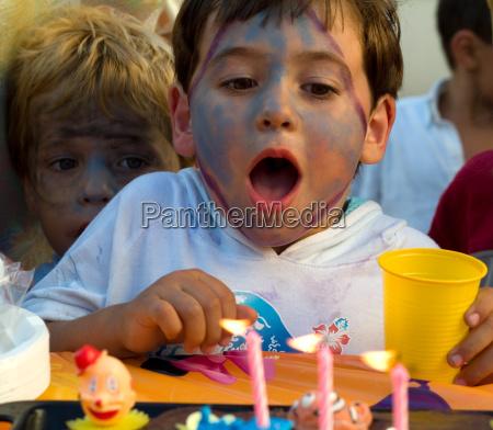 boy, in, his, birthday - 1374971