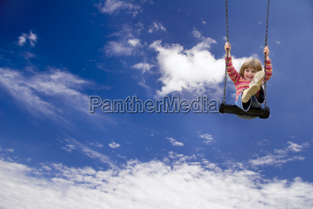 cloud, swing - 1379557