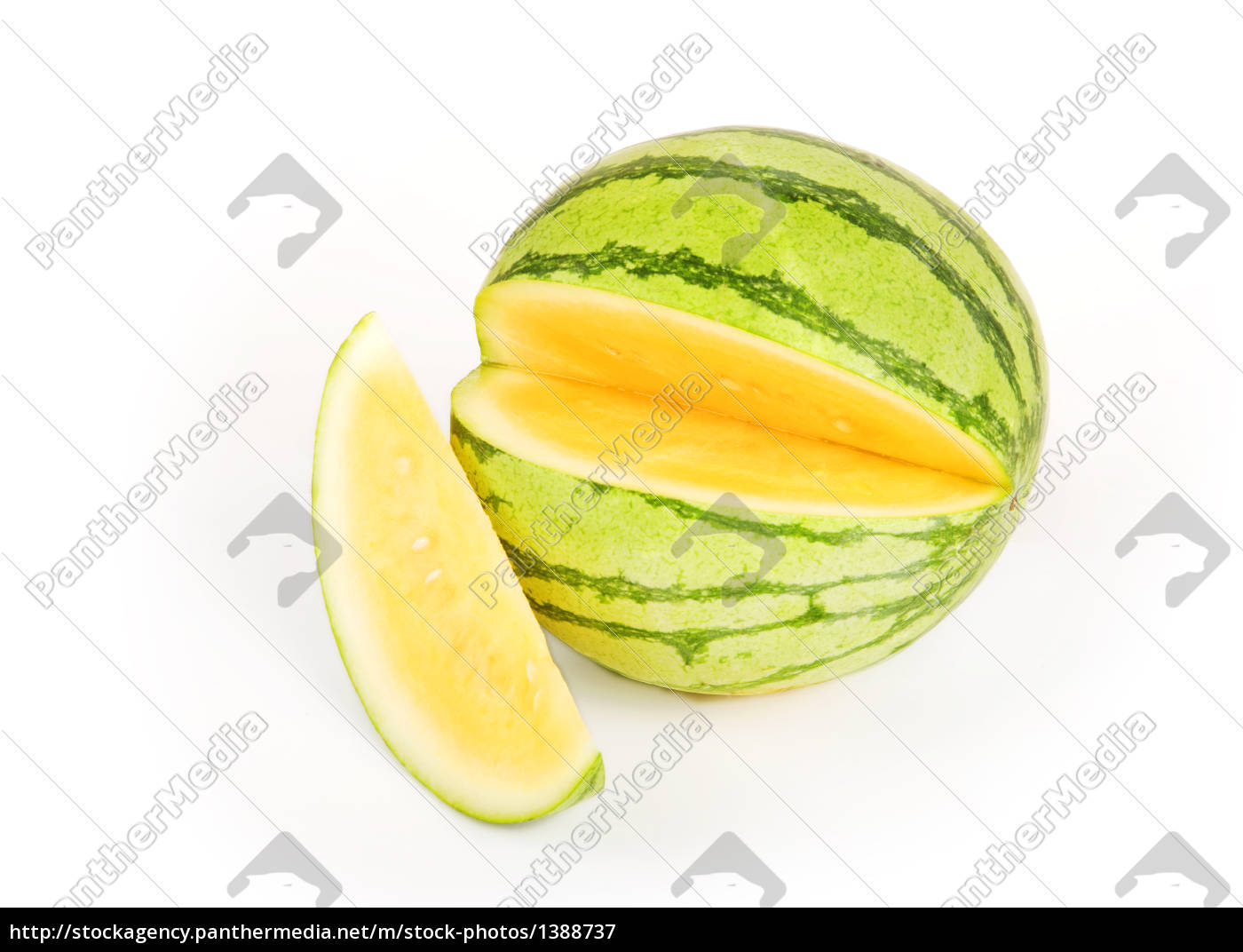 yellow, watermelon - 1388737