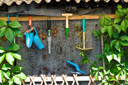 garden, tools - 1395967