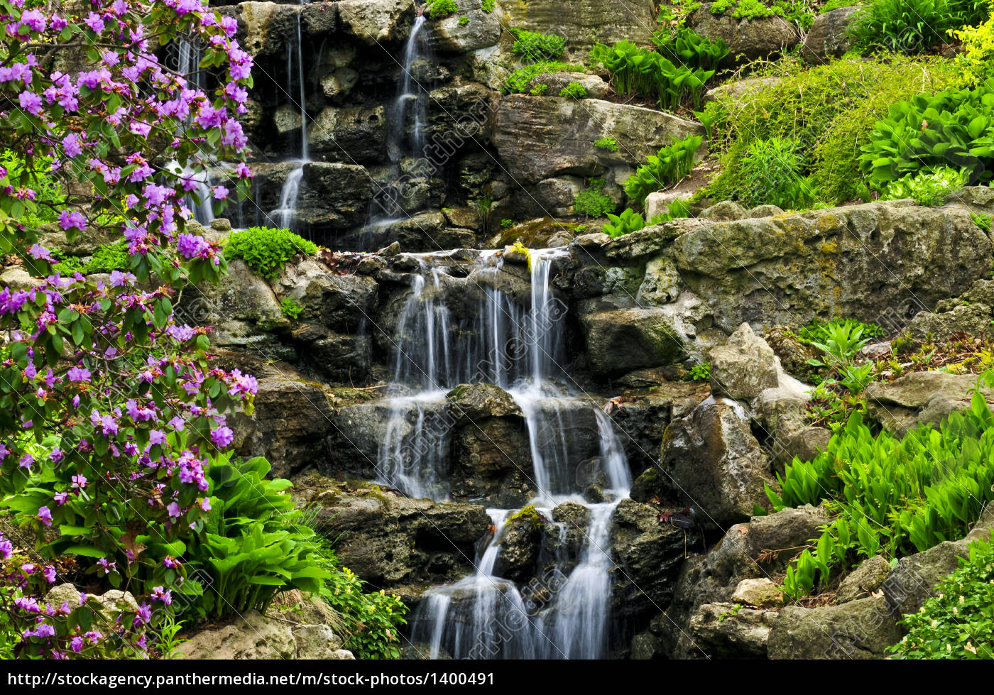 cascading, waterfall - 1400491