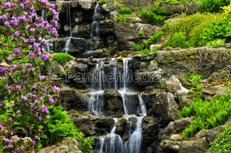 cascading, waterfall - 1400491