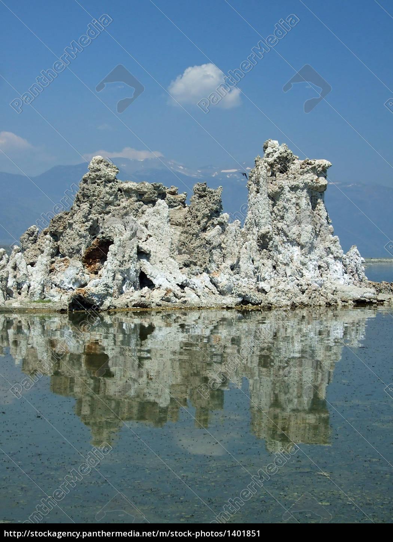 formation, limestone, mono, reserve, lake, south - 1401851
