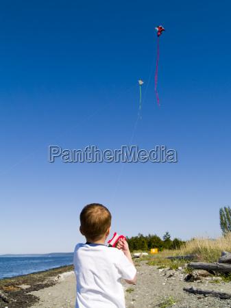 kite, flying - 1401607