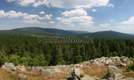 panorama brocken