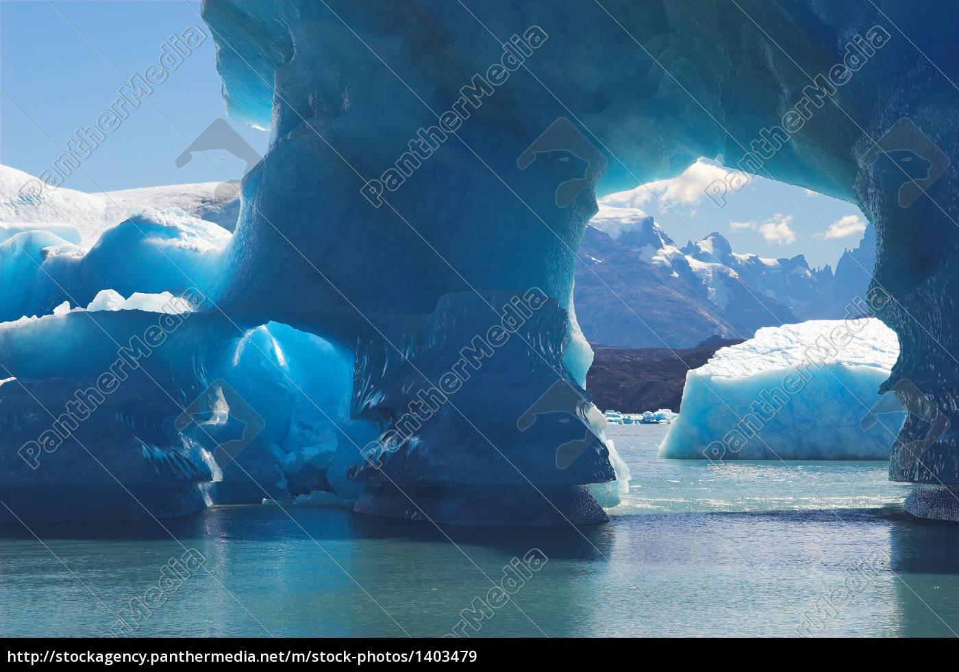 los, glaciares - 1403479