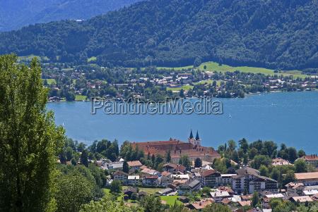 kloster tegernsee in bavaria