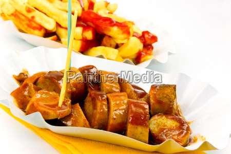 german curry wurst