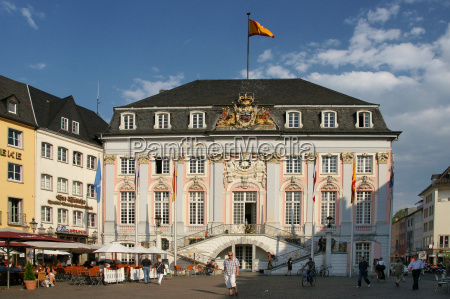 old town hall in bonn