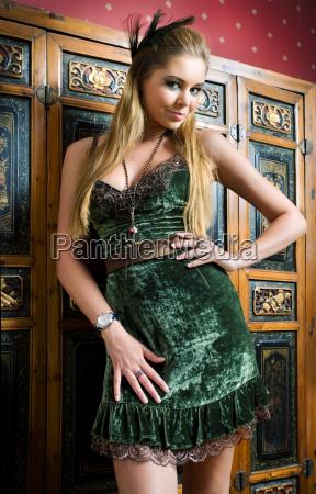 smukke blond