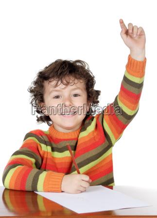 adorable, boy, studying - 1430933