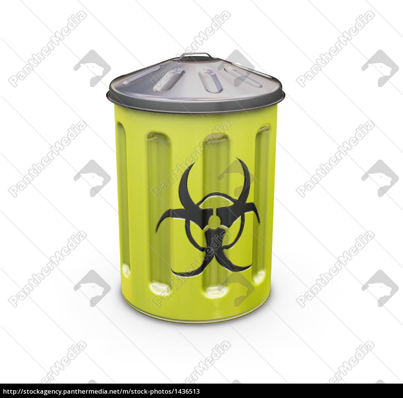 biohazard, bin - 1436513