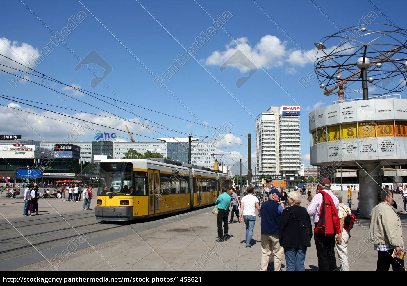 berlin, alexanderplatz - 1453621