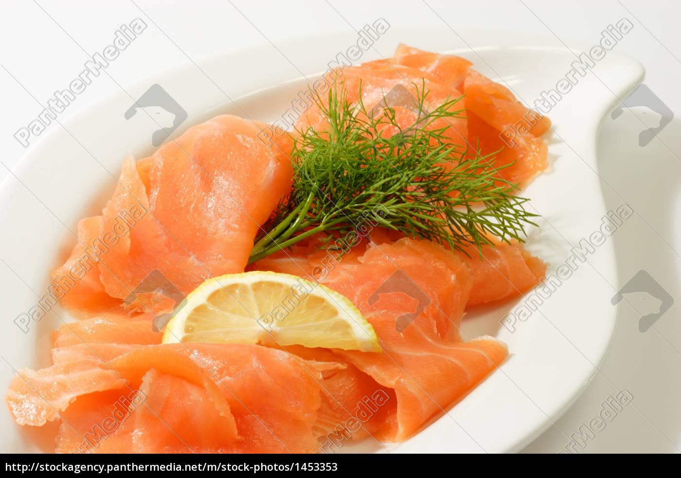 salmon, slices - 1453353