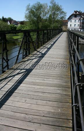 two pfennig bridge