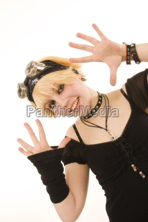 young, alternative, girl - 1479181