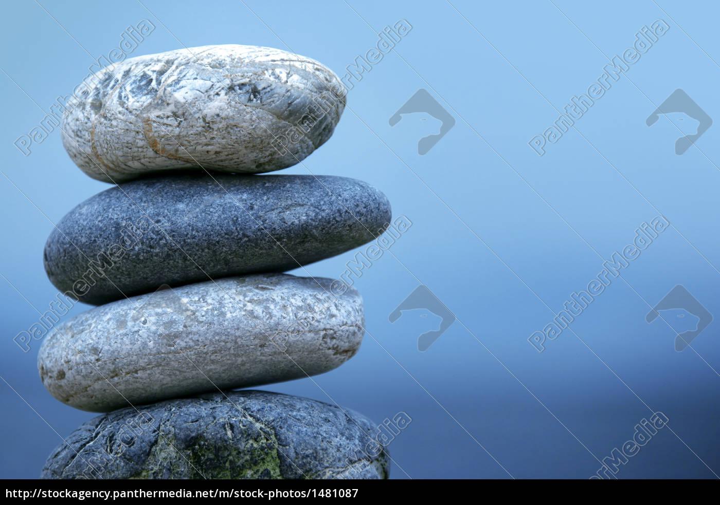 pile, of, pebble, stones, - 1481087