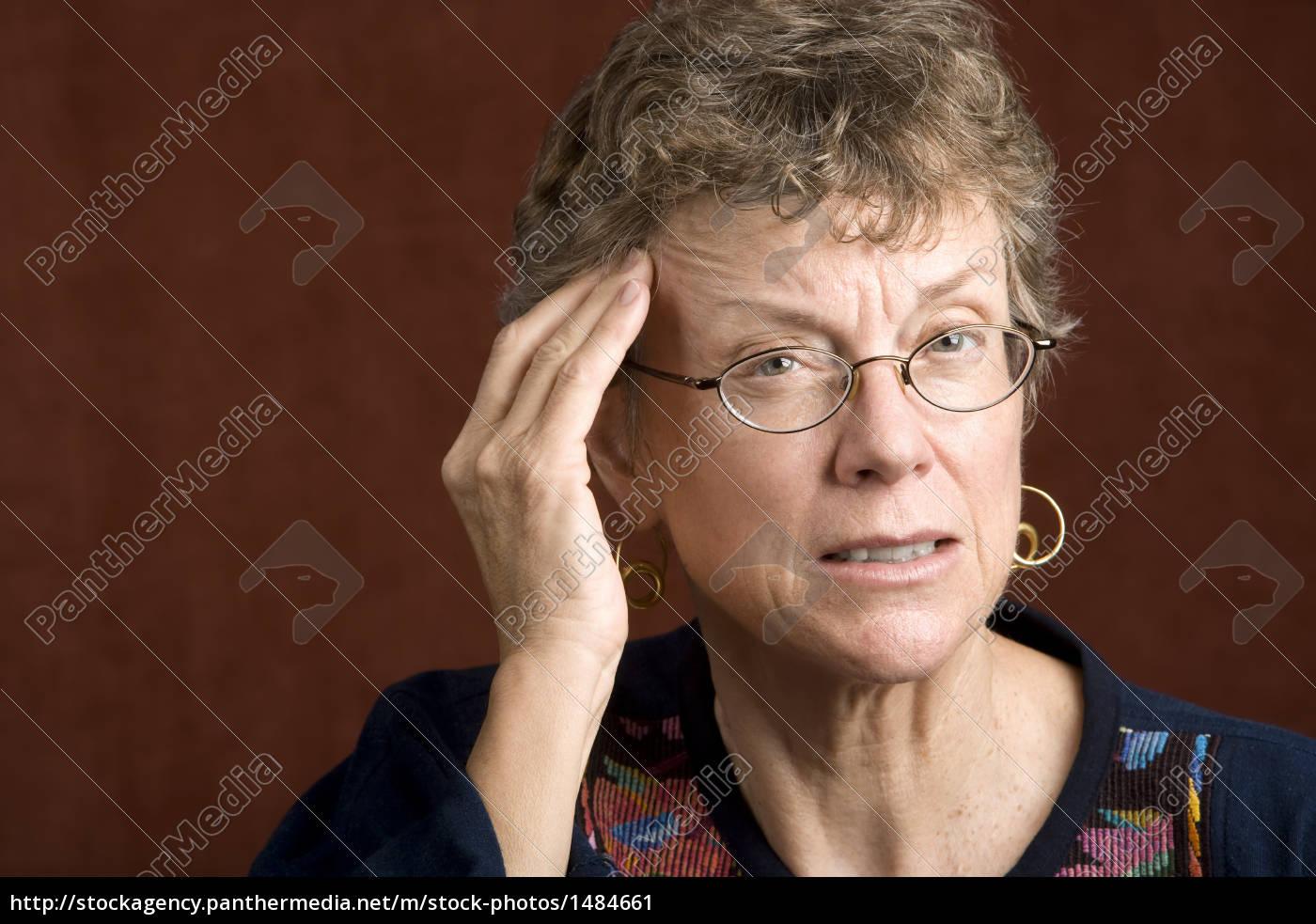 woman, with, a, headache - 1484661