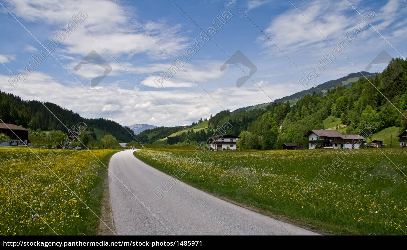 bicycle, tour, through, the, lend, hopfgarten, in - 1485971