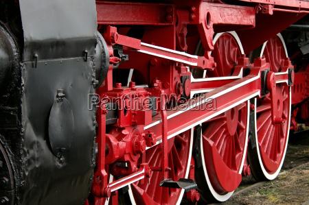 steam locomotive poland