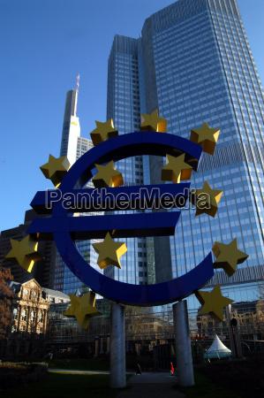 euro bank frankfurt