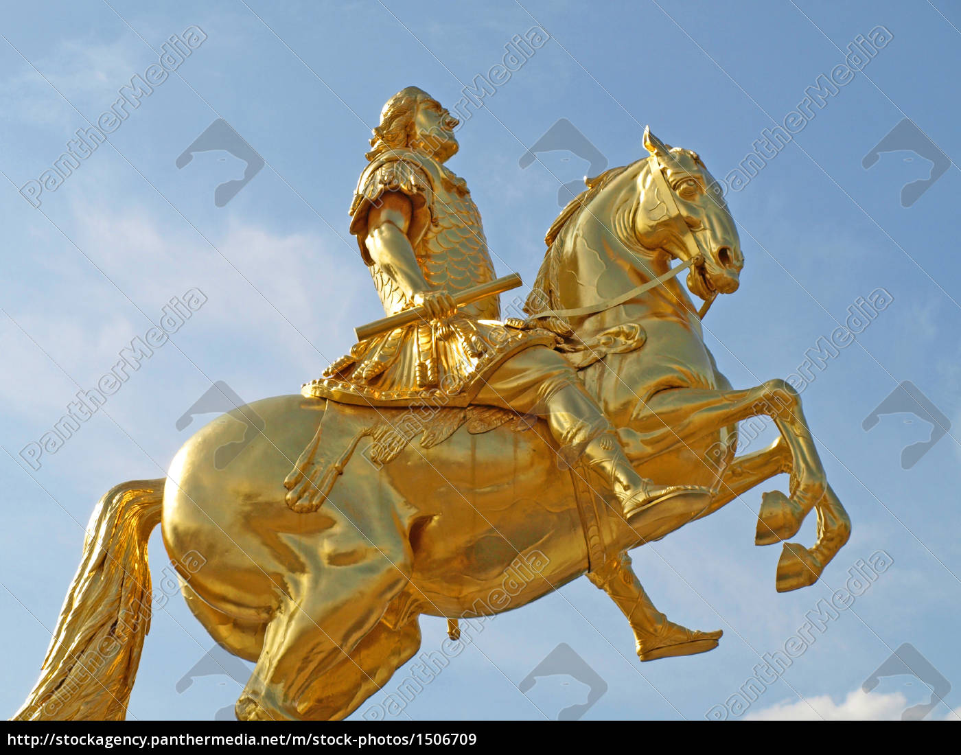 the, golden, rider, dresden - 1506709