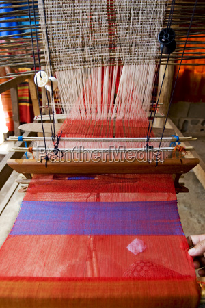 loom, textiles, by, hand - 1512465