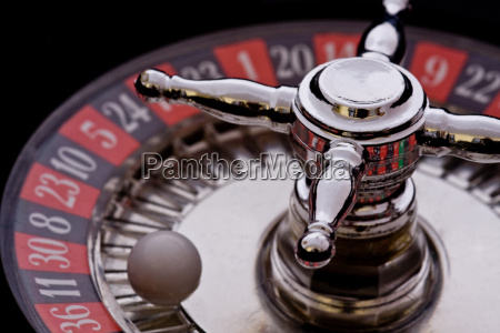 roulette, with, ball - 1517925