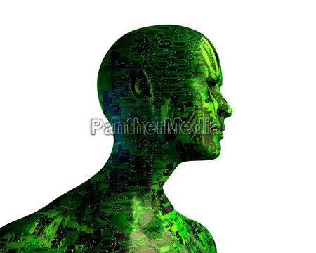 technology, robot, automatic machine, computers, computer - 1537629