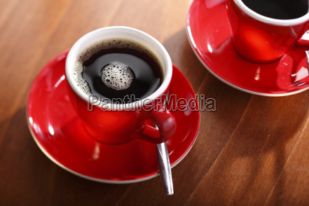 a cup of filter coffee