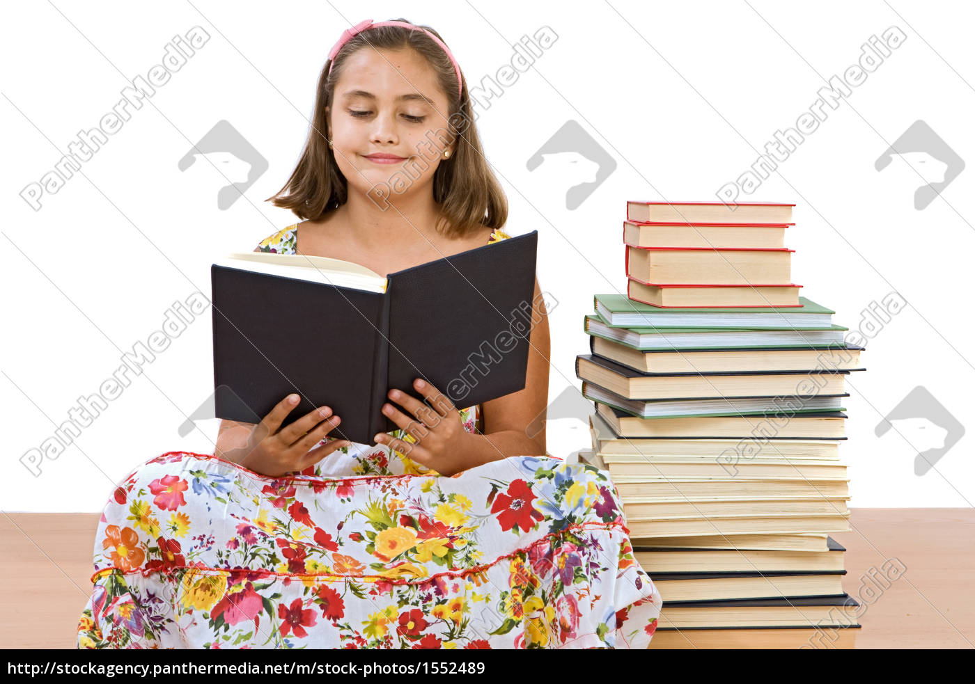 adorable, girl, reading - 1552489
