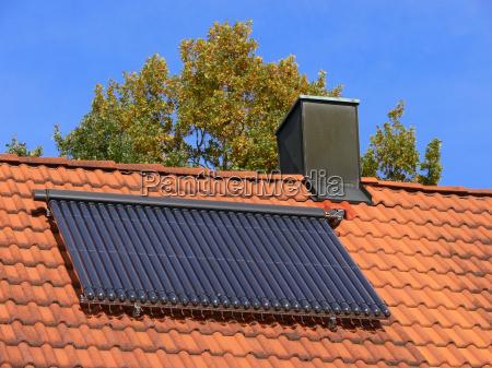 solar, tube, collector, 3 - 1555155
