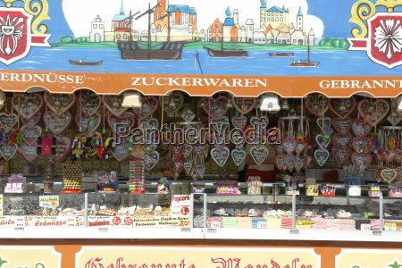 sugar confectionery stall