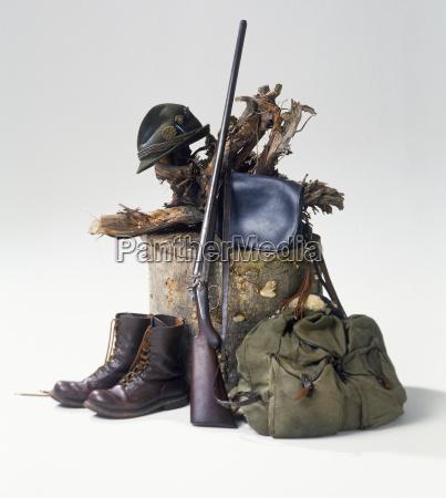 hunting, utensils - 1580023