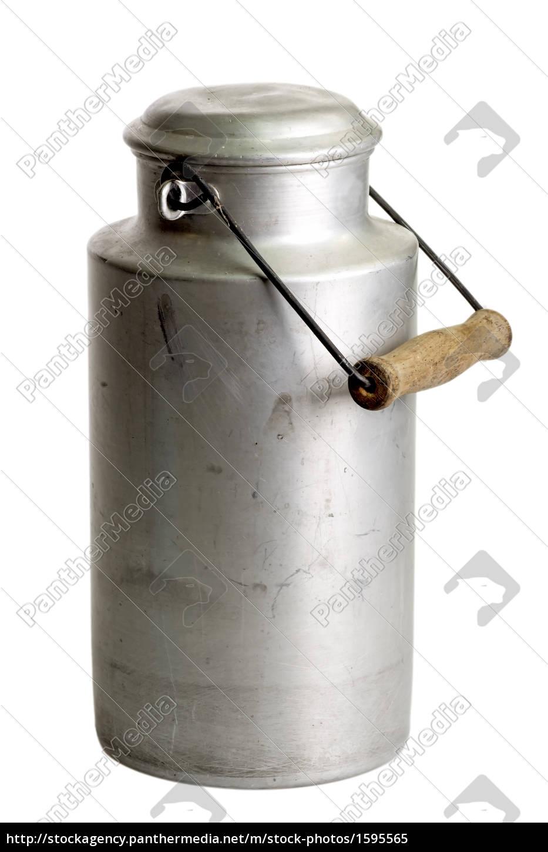 old, milk, jug - 1595565