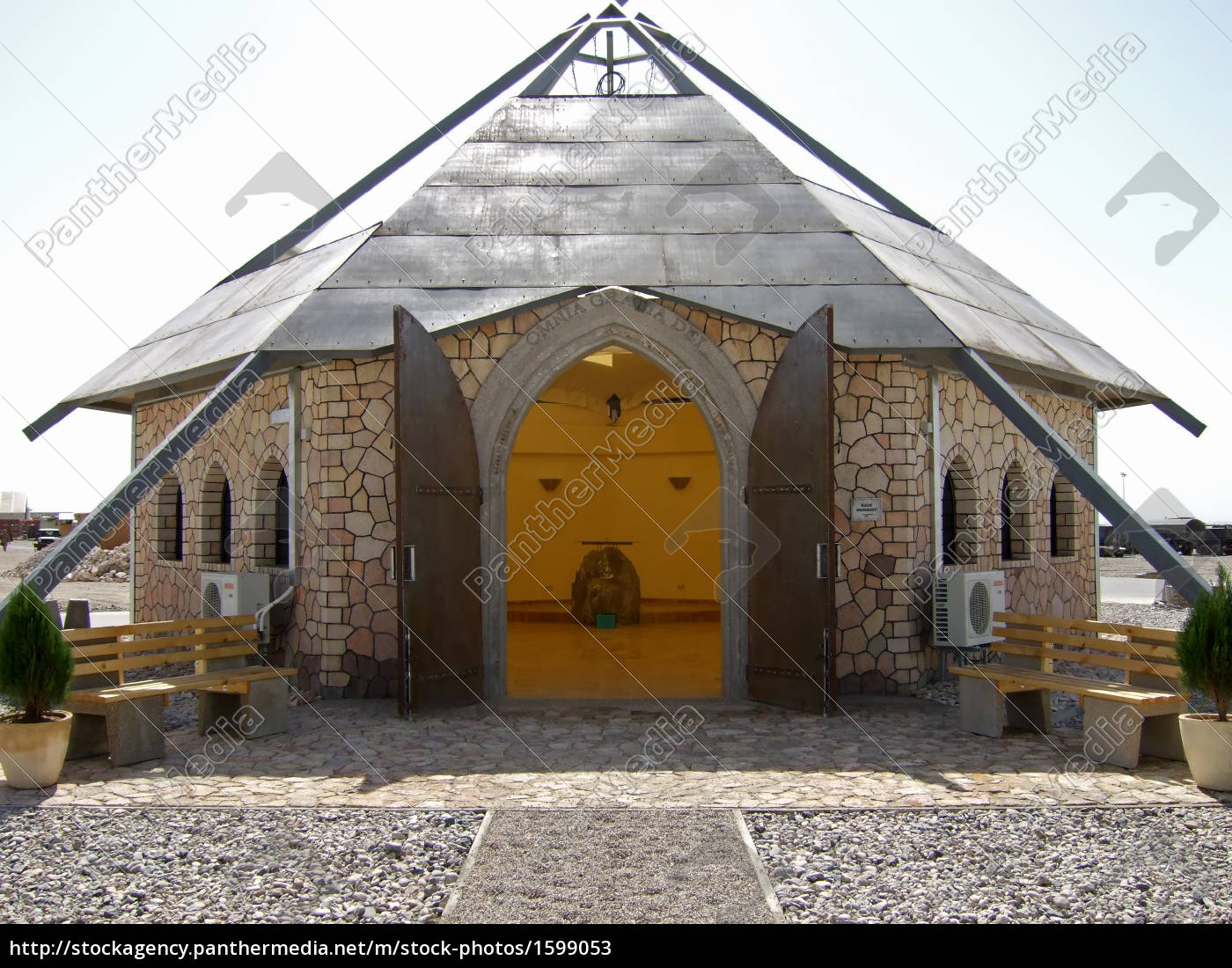 afghanistan, church - 1599053