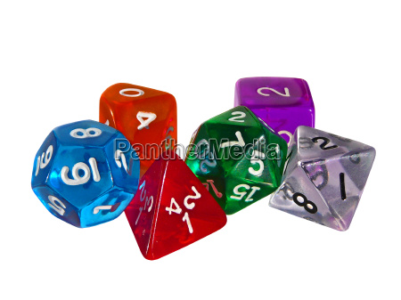 anomalous unusual dice games hazard particularly