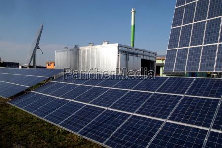solar system for medium sized enterprises