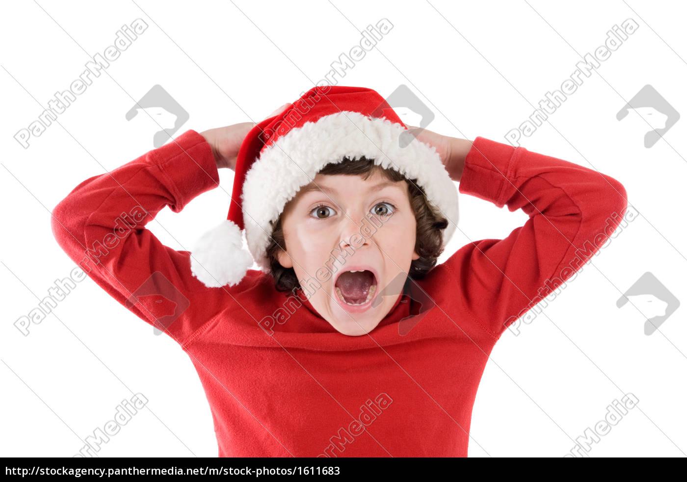 surprised, boy, in, christmas - 1611683