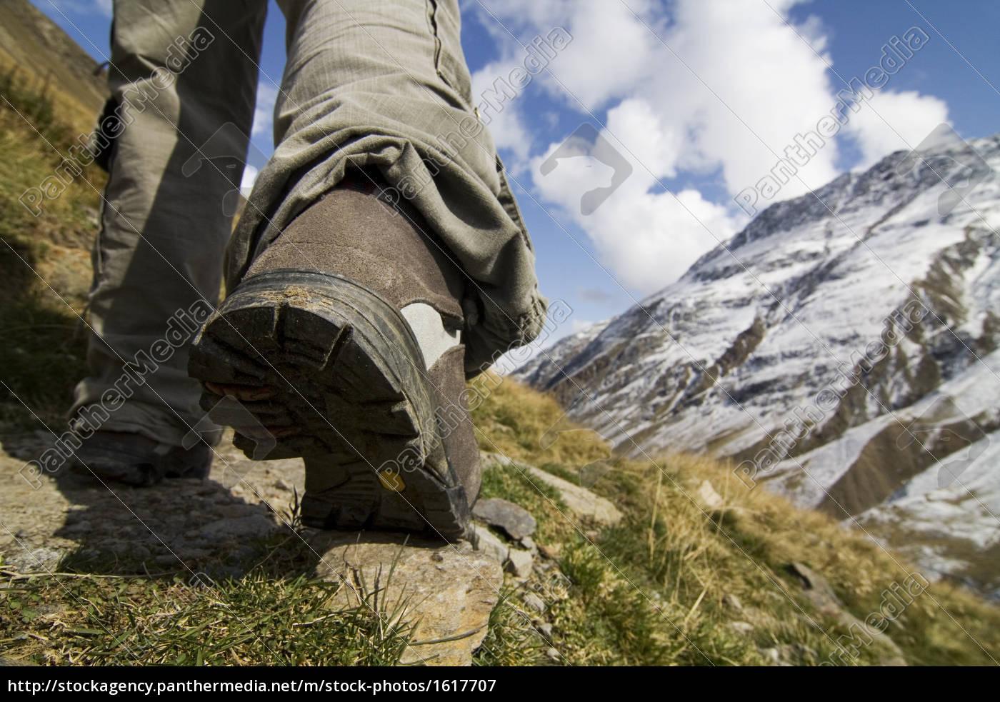 hiking, boot - 1617707
