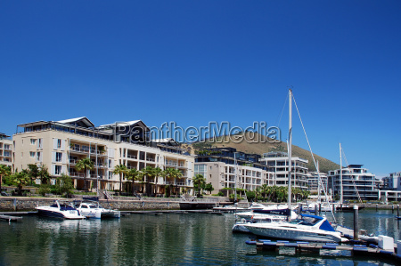 cape town marina